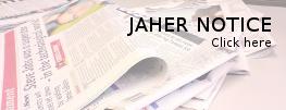 Jaher Notice