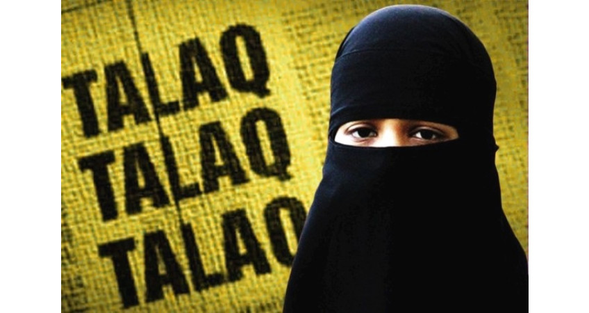પત્ની ટ્રિપલ તલાકની ફરિયાદ કરવા ગઈ, પોલીસે સામાન્ય કલમો હેઠળ ગુનો નોંધ્યો : આક્ષેપ