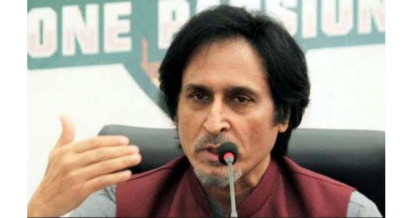 ભારત-પાકિસ્તાન વચ્ચે ક્રિકેટ શ્રેણી રમાવી અસંભવ: રમીઝ રાજા