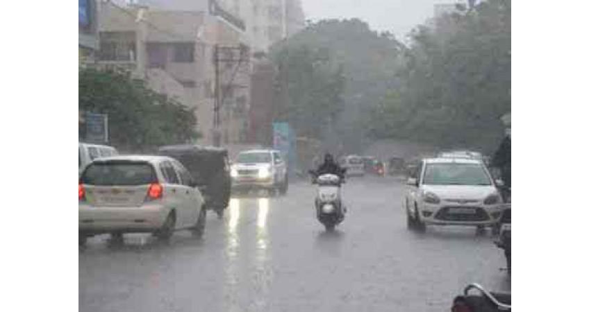 ટંકારામાં 24 કલાકમાં 3ાા ઇંચ વરસાદ