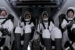 સ્પેસ એકસે રચ્યો ઈતિહાસ: પ્રથમવાર એક સાથે 4 લોકોને અંતરીક્ષ યાત્રાએ મોકલ્યા