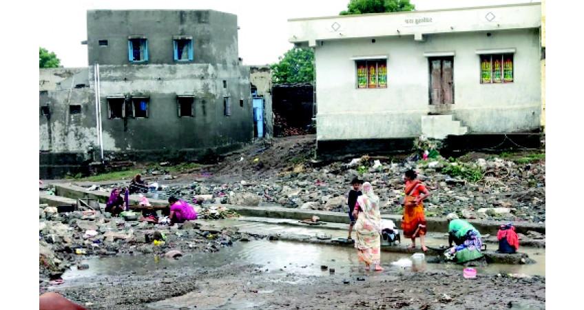 ભારે વરસાદને લઇને મહાનગરપાલિકાને અંદાજે રૂપિયા 4.10 કરોડનું નુકશાન