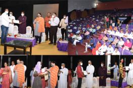 વડાપ્રધાન મોદીના જન્મદિને જામનગરમાં ઉજ્જવલા યોજનાના લાભાર્થીઓને સહાય