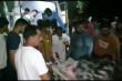 ગોંડલના ઘોઘાવદર ગામ પાસે કોળી પરિવારને નડ્યો અકસ્માત : વહેલી સવારે ટ્રાવેલ્સની બસ પલ્ટી મારતા ૪૦ થી વધુ ઘાયલ